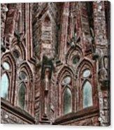 gaudi Barcelona Acrylic Print