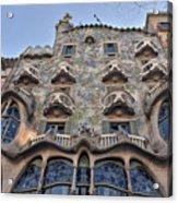 Gaudi Acrylic Print