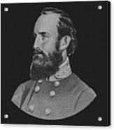 General Stonewall Jackson - Five Acrylic Print