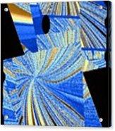 Geometric Abstract 2 Acrylic Print