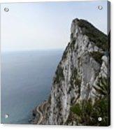Gibraltar Rock Acrylic Print