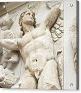 Gigantes  With Eros Acrylic Print