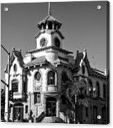 Gilroy's Old City Hall Acrylic Print