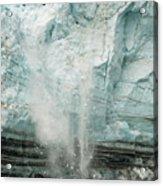 Glacier Calving 1a Acrylic Print