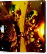 Glass 4 Acrylic Print