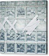 Glass Wall Acrylic Print
