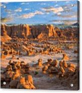 Goblin Valley State Park Utah Acrylic Print