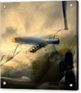 Grace Spitfire Ml407 Acrylic Print
