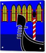 Grand Canal  Venice Italy Acrylic Print
