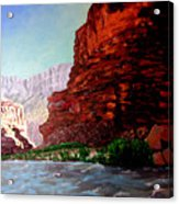 Grand Canyon II Acrylic Print