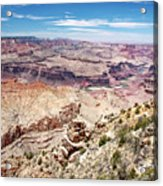 Grand Canyon View From The South Rim, Arizona Acrylic Print