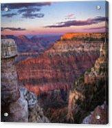 Grand Sunset Acrylic Print