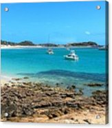 Great Keppel Island Acrylic Print