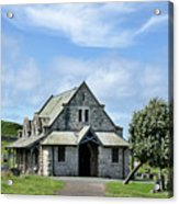 Great Orme Cemetery Acrylic Print