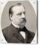 Grover Cleveland (1837-1908) Acrylic Print