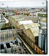 Guinness Brewery In Dublin Acrylic Print