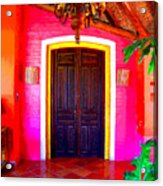 Hacienda 2 By Darian Day Acrylic Print