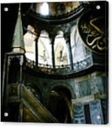 Hagia Sofia, Istanbul Acrylic Print