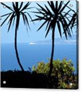 Haifa Bay Acrylic Print