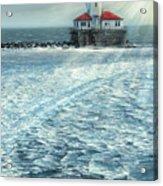 Harbor Light Acrylic Print