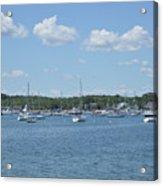 Harbor View Acrylic Print