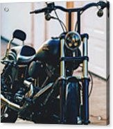 Harley-davidson Acrylic Print