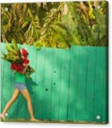 Hawaii Lifestyle Acrylic Print