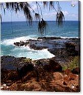 Hawaiian Snapshot Acrylic Print