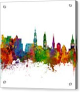 Heidelberg Germany Skyline Acrylic Print
