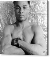 Henry Armstrong (1912-1988) Acrylic Print by Granger