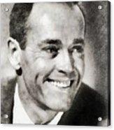 Henry Fonda, Hollywood Legend Acrylic Print