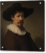 Herman Doomer Born About 1595 Died 1650 Acrylic Print