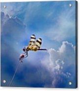 High Flyer Acrylic Print
