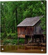 Historic Rikard's Mill - Alabama Acrylic Print