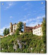 Holenschwangau Castle 2 Acrylic Print