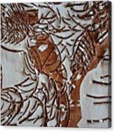 Home - Tile Acrylic Print