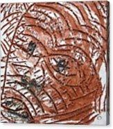 Horror - Tile Acrylic Print