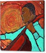 Hot Jazz Acrylic Print