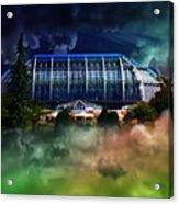 House In The Sky Acrylic Print