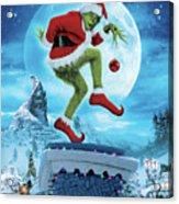 How The Grinch Stole Christmas 2000  Acrylic Print