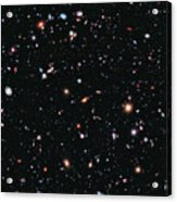Hubble Extreme Deep Field Acrylic Print