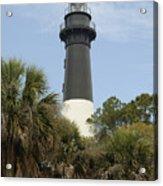 Hunting Island Lighthouse Acrylic Print
