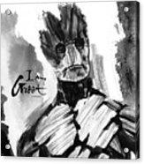 I Am Groot Acrylic Print