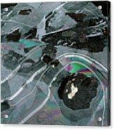 1. Ice Prismatics, Loch Tulla Acrylic Print