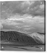 Iceland Mountains Panorama Acrylic Print