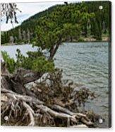 Idaho Lake Acrylic Print