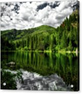 Idyllic Colorado Acrylic Print