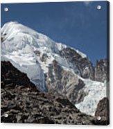 Illampu Mountain Acrylic Print