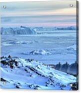 Ilulissat - Greenland Acrylic Print