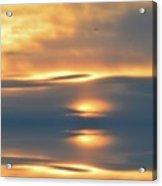In The Sky  Acrylic Print